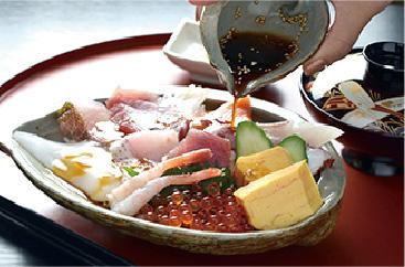 朝どれ海鮮丼 ≪1日限定10食≫